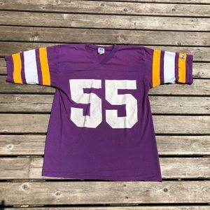 Vintage Minnesota Vikings 55 Del Rio Shirt